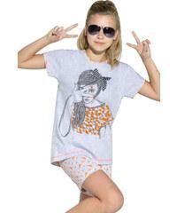 Taro Dívčí pyžamo Jula