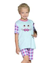 Taro Dětské pyžamo s kočičkou