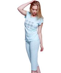 Sensis Dámské pyžamo Mint