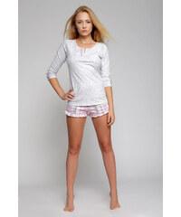 Sensis Dámské bavlněné pyžamo Sweet dreams krátké