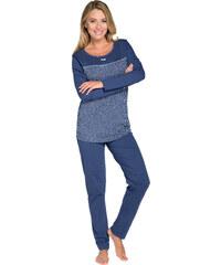 Italian Fashion Dámské pyžamo Larysa modré