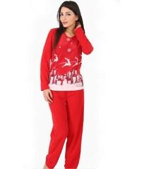 Vienetta Secret Vánoční Dámské pyžamo Viennetta Winter