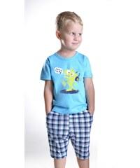 Taro Chlapecké pyžamo Julek modré