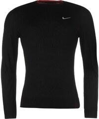 Svetr Nike Tiger Woods Wool pán. černá/červená