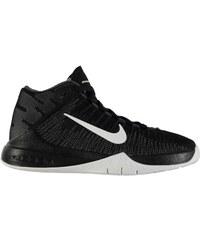 Basketbalové boty Nike Zoom Ascention dět. černá/bílá