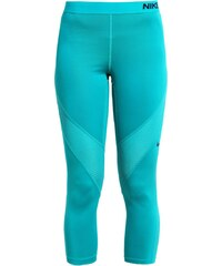 Nike Performance PRO HYPERCOOL Tights teal charge/obsidian