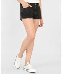 Short taille haute frangé noir, Femme, Taille 34 -PIMKIE- MODE FEMME