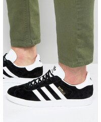 adidas Originals - Gazelle BB5476 - Baskets - Noir - Noir