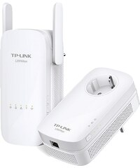 TP-LINK Powerline »TL-WPA8630 AV1200 Powerline 2er KIT WLAN AC«