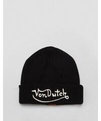 Von Dutch - Beanie - Schwarz