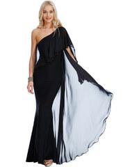 CG London šaty na jedno rameno