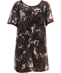Gat Rimon Giada - Kleid mit geradem Schnitt - schwarz