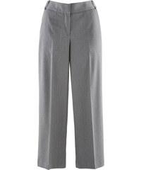 bpc selection Pantalon ample 7/8 gris femme - bonprix
