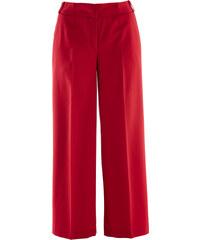 bpc selection Pantalon ample 7/8 rouge femme - bonprix