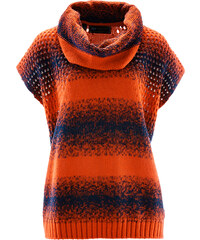 bpc selection Pull oversize orange femme - bonprix
