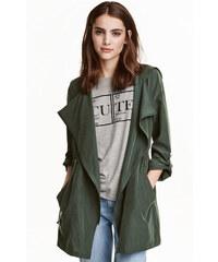 H&M Bunda parka s kapucí