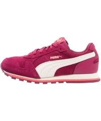 Puma ST RUNNER Sneaker low red plum/whisper white/porcelain rose
