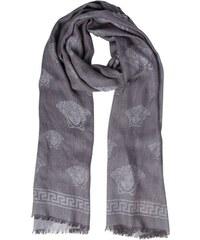 Versace Schal grigio