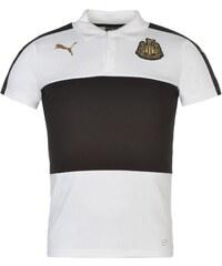 Puma Newcastle United Casual Polo pánské White/Black