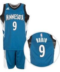 adidas Minnesota Timberwolves Rubio Basketball Trikot Kinder