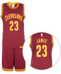 adidas Cleveland Cavaliers Basketball Trikot Kinder