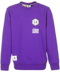 adidas Los Angeles Lakers Washed Crew Sweatshirt Jungen