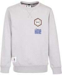 adidas New York Knicks Washed Crew Sweatshirt Jungen