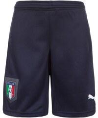 PUMA FIGC Italia Fußballshorts Kinder