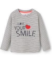 MANGO BABY T-Shirt Coton À Rayures