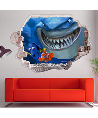 Lesara 3D-Wandsticker Disneys Findet Nemo - Design 4