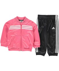 adidas 3S JogPoly Baby64 Pink/Wht/Blk