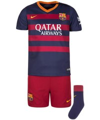 Nike FC Barcelona Babykit Home Stadium Fußballtrikot Kinder