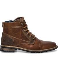 Eram Boots cuir marron
