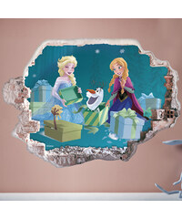 Lesara 3D-Wandsticker Disneys Frozen - Design 9