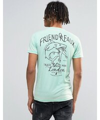 Friend or Faux - T-shirt - Vert