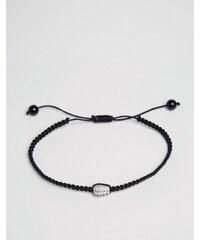 Love Bullets Lovebullets - Bracelet motif petite grenade - Noir - Noir
