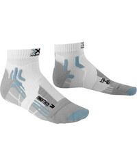 X-Socks Marathon W Laufsocken white/blue