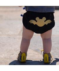 Lamama Kalhotky na plenu Batman 1-2 roky (86 cm) - černé