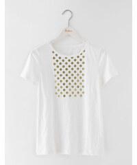 Make a Statement T-Shirt Gold Damen Boden