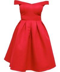 Chi Chi London JADE Cocktailkleid / festliches Kleid red