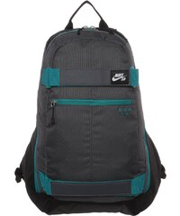 Nike SB EMBARCA Tagesrucksack black/dark grey/rio teal