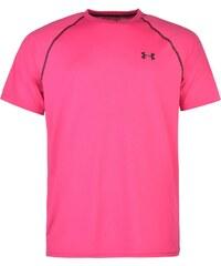 Sportovní tričko Under Armour Tech pán. růžová