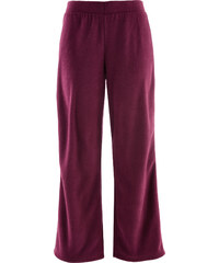 bpc selection Fleece-Hose in lila für Damen von bonprix