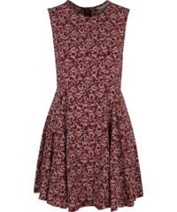 Review Kleid mit All Over Print