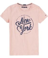 Tommy Hilfiger - Mädchen-T-Shirt für Mädchen