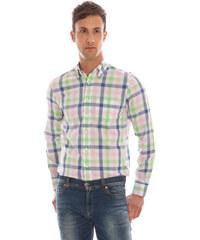 Pánská košile Gant 52867 - S / Vícebarevná