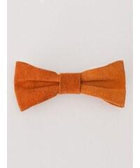 American Apparel Barrette en cuir - orange