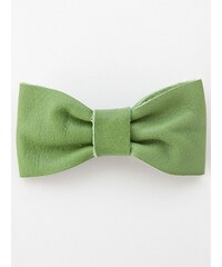 American Apparel Barrette en cuir - vert