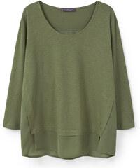 Violeta BY MANGO T-Shirt Coton Modal
