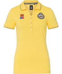 Gaastra Poloshirt Cablet Damen gelb